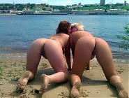 (5 pictures) Big collection of nudist beach photos and videos